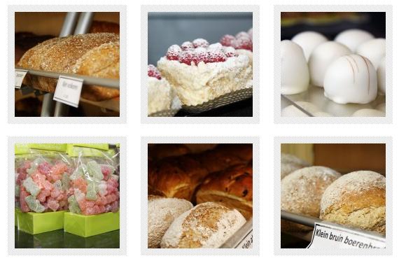 Bakery photo album